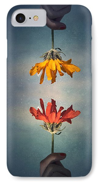Flowers iPhone 8 Case - Middle Ground by Tara Turner