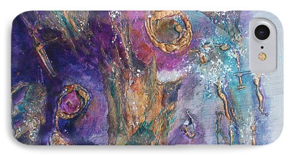 Midnight In The Enchanted Forest IPhone Case
