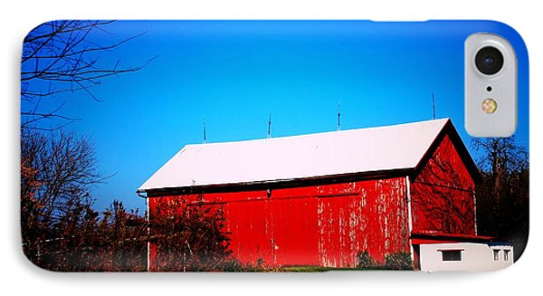 Milk House And Barn IPhone Case