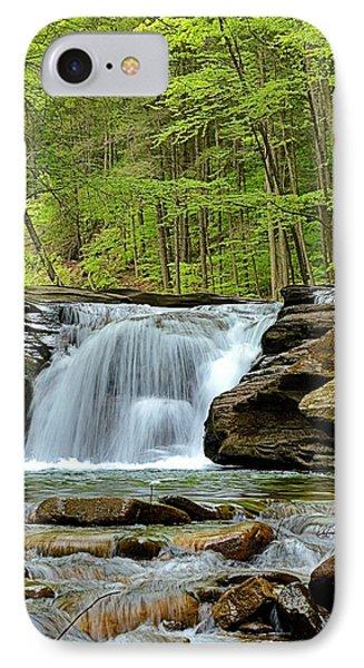 Mill Creek Falls #2 IPhone Case