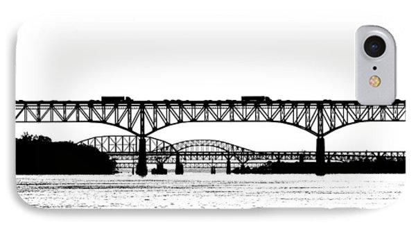 Millard Tydings Memorial Bridge IPhone Case