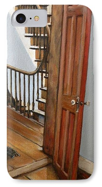 Minnie Crossing The Threshold  IPhone Case