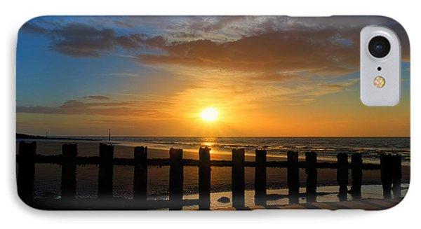 Minnis Bay Sunset IPhone Case