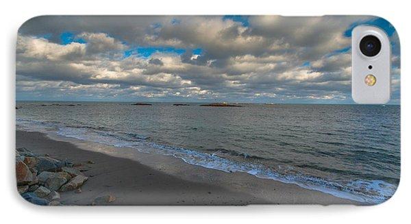 Minot Beach IPhone Case