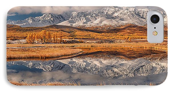 Mirror For Mountains IPhone Case