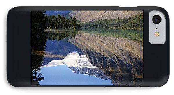 Mirror Lake Banff National Park Canada IPhone Case