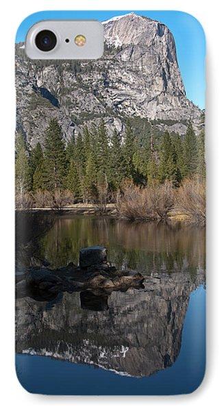 Mirror Lake Yosemite IPhone Case