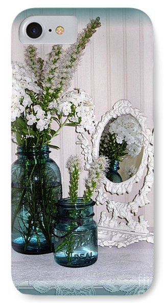 Mirrored Bouquet 2 IPhone Case