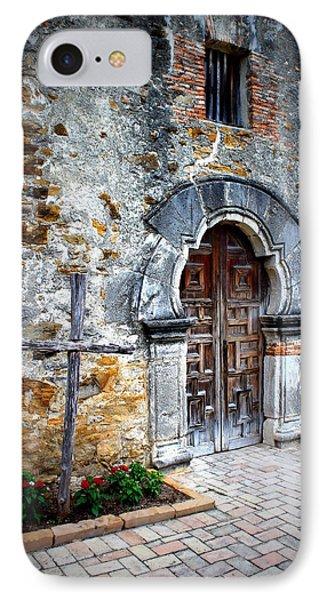 Mission Espada - Doorway IPhone Case