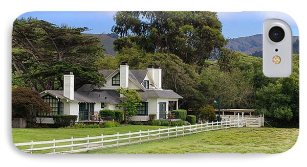 Mission Ranch - Carmel California IPhone Case