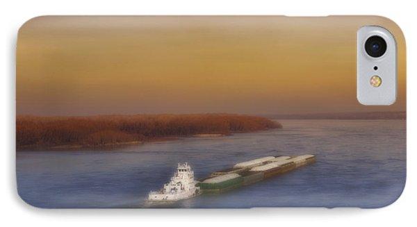 Mississippi Sunset IPhone Case