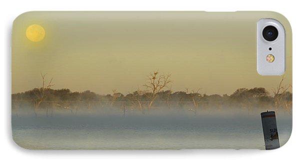Misty Lake IPhone Case