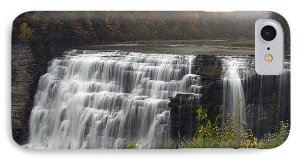 Misty Waterfallsii IPhone Case