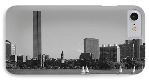 Mit Sailboats, Charles River, Boston IPhone Case