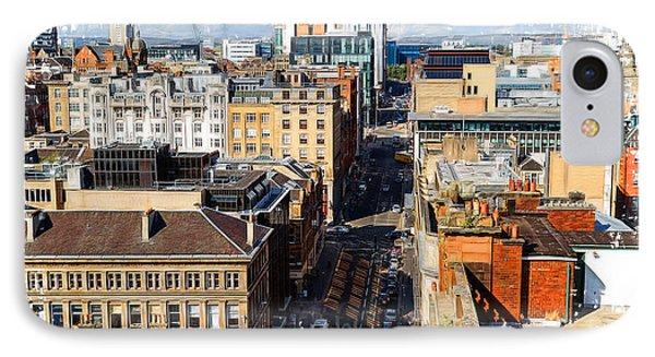 Mitchell Street Glasgow IPhone Case