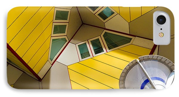 modern architecture in Rotterdam IPhone Case