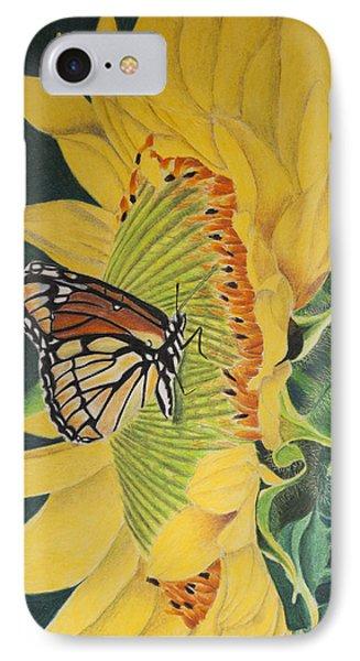 Monarch Summer IPhone Case