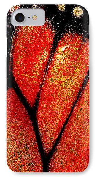 Monarch Wing IPhone Case