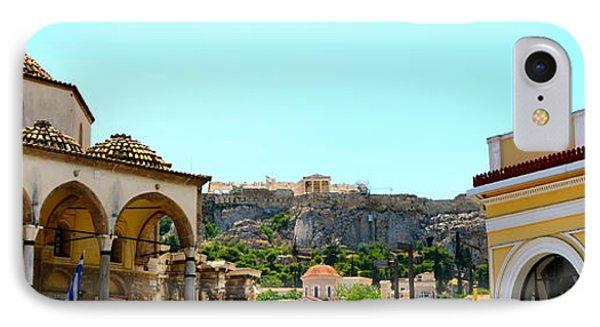 Monastiraki - Athens IPhone Case