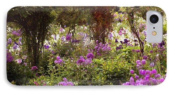 Monet's Garden - Impression IPhone Case