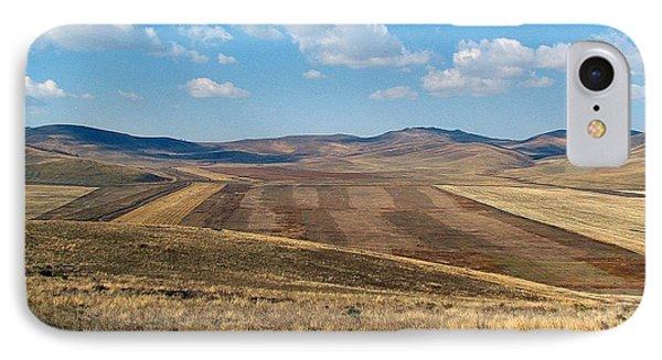 Mongolian Fields IPhone Case