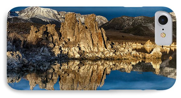 Mono Lake In March IPhone Case