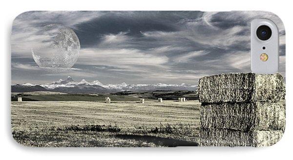 Montana Moonrise IPhone Case