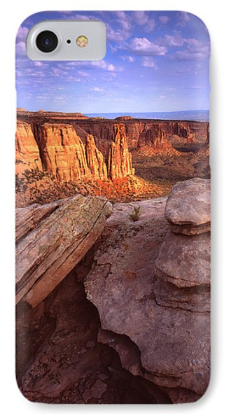 Monumental Morning IPhone Case