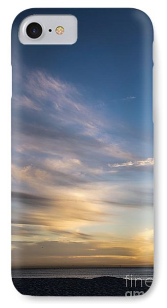 Moon Over Doheny IPhone Case
