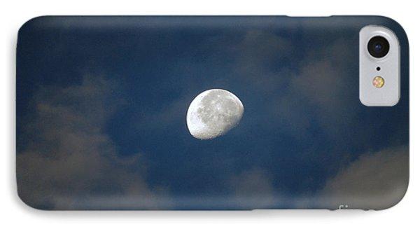 Moon Over Philadelphia IPhone Case
