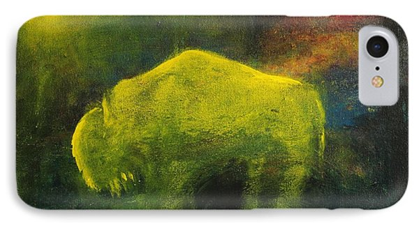 Moonlight Buffalo IPhone Case