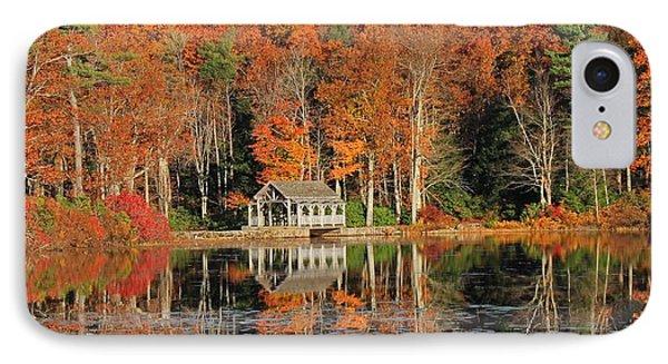 Moore State Park Autumn I IPhone Case