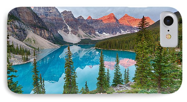 Moraine Lake IPhone Case