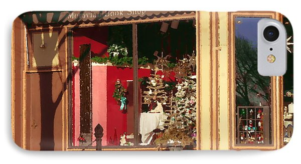 Moravian Book Shop Bethlehem Pa IPhone Case
