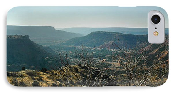 Morning At Palo Duro IPhone Case