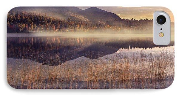 Mountain iPhone 8 Case - Morning In Adirondacks by Magda  Bognar
