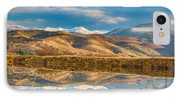 Morning In Pirin Mountain IPhone Case