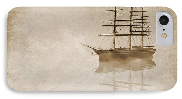 Morning Mist In Sepia IPhone Case