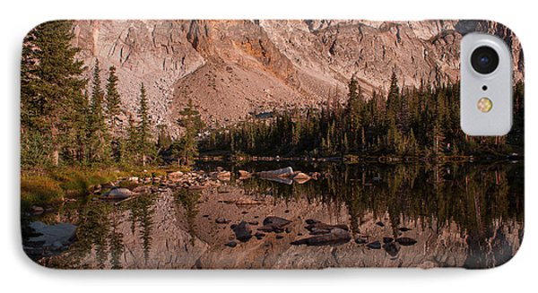 Morning Reflections IPhone Case