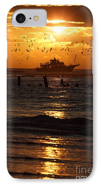Morning Star - Outer Banks IPhone Case