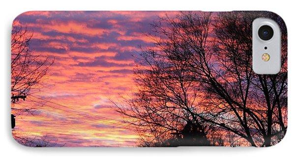 Morning Sunrise IPhone Case