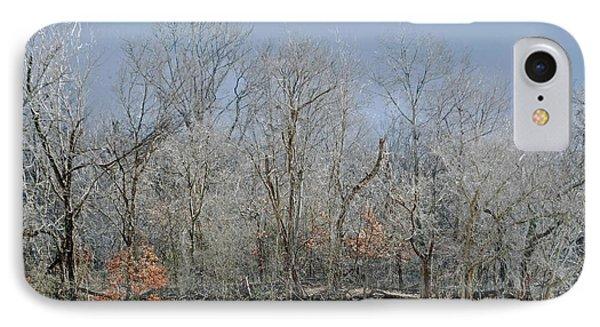 Morning View Village Creek IPhone Case