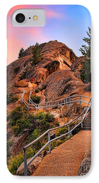Moro Rock Path IPhone Case