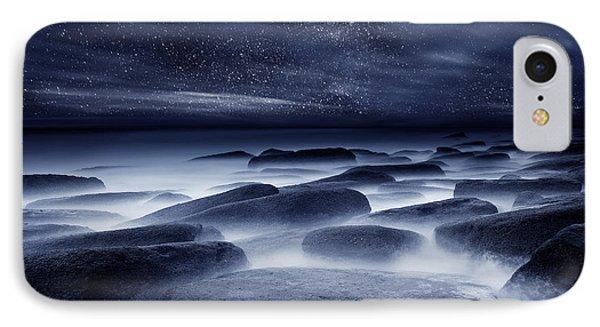 Beach iPhone 8 Case - Morpheus Kingdom by Jorge Maia