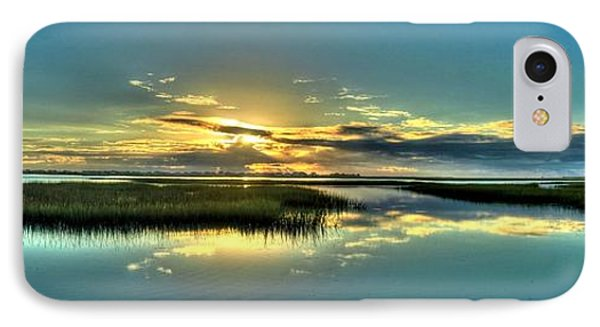 Morse Park Landing Sunrise IPhone Case
