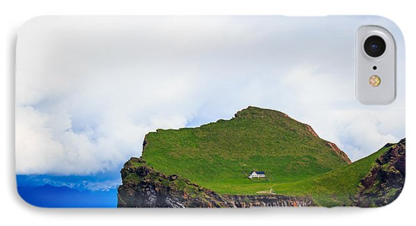 Most Peaceful House In The World IPhone Case