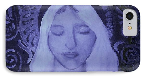 Mother Mary I IPhone Case