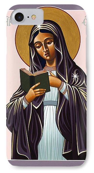 Mother Of The Incarnate Word 071 IPhone Case