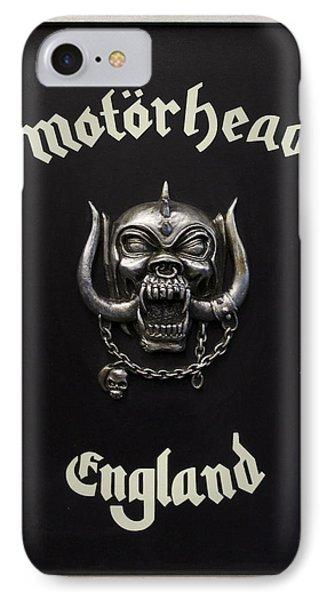 Motorhead England IPhone Case