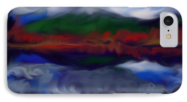 Mount Monadnock IPhone Case